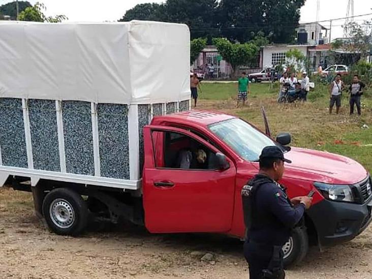 Elemento del IPAX de Acayucan fue asesinado en Cosoleacaque