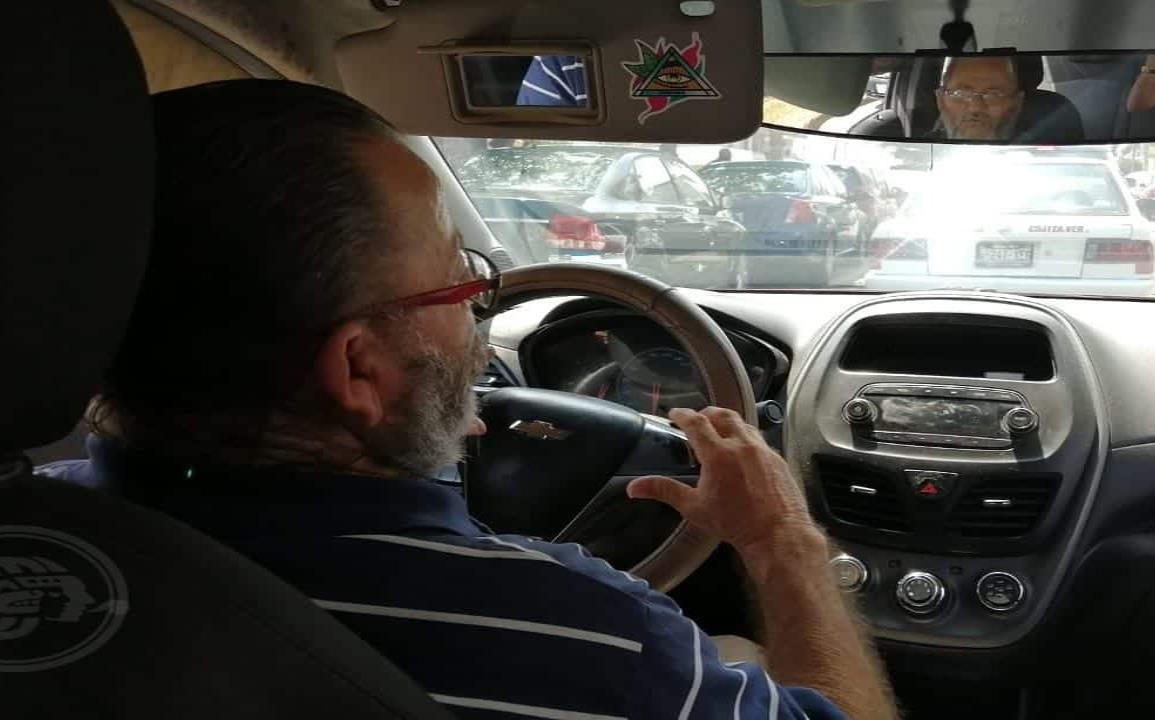 Cuarentena, duro golpe a taxistas de Coatzacoalcos