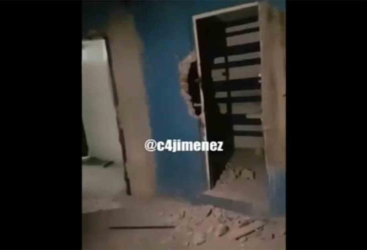 Hallan cuarto de tortura en Tepito