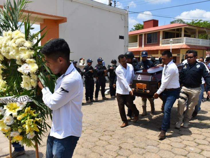 Dan último adiós a director de SSP asesinado en San Juan