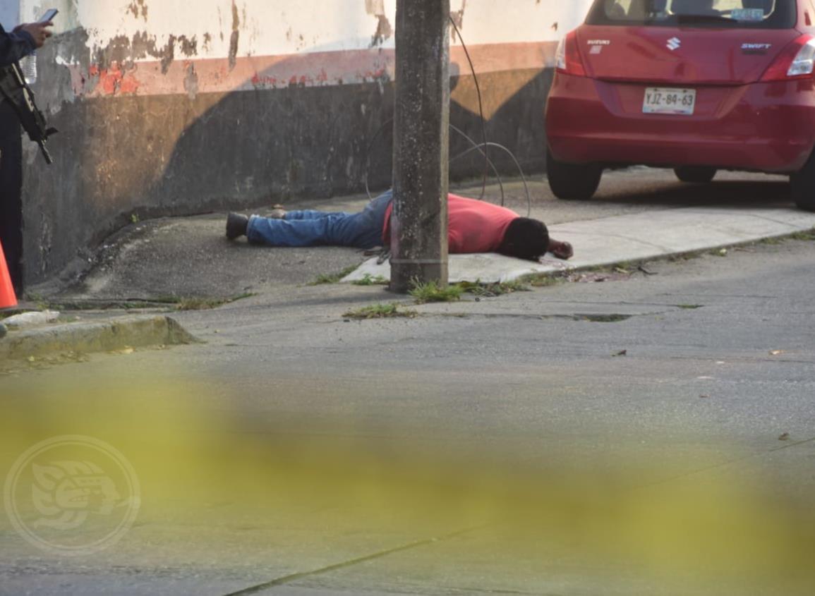 Trabajador muere tras descarga eléctrica en Coatzacoalcos