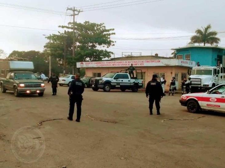 Fue asesinado el sobrino de agente municipal en Hueyapan