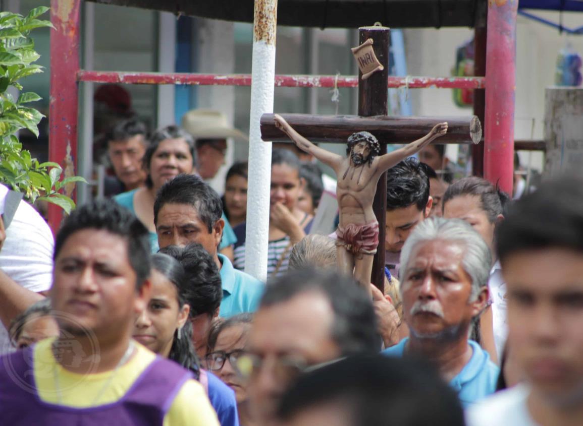 Iglesias suspenden actividades de semana santa