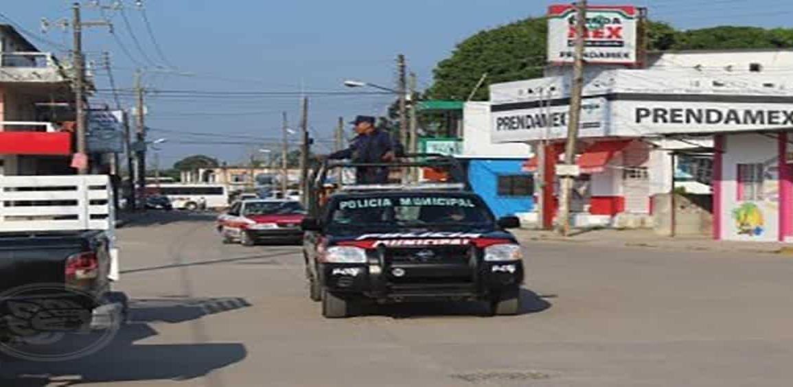 Aparece joven en Moloacán trar ser reportado extraviado