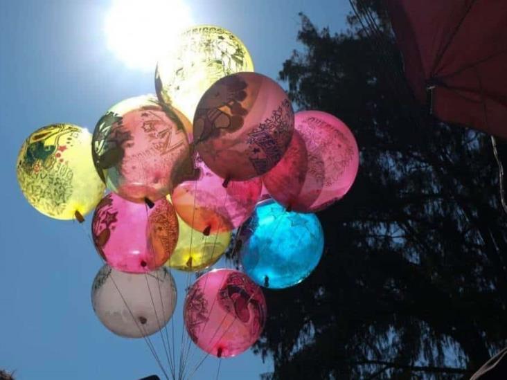 Los globos mexicanos con gran aceptación en el mundo