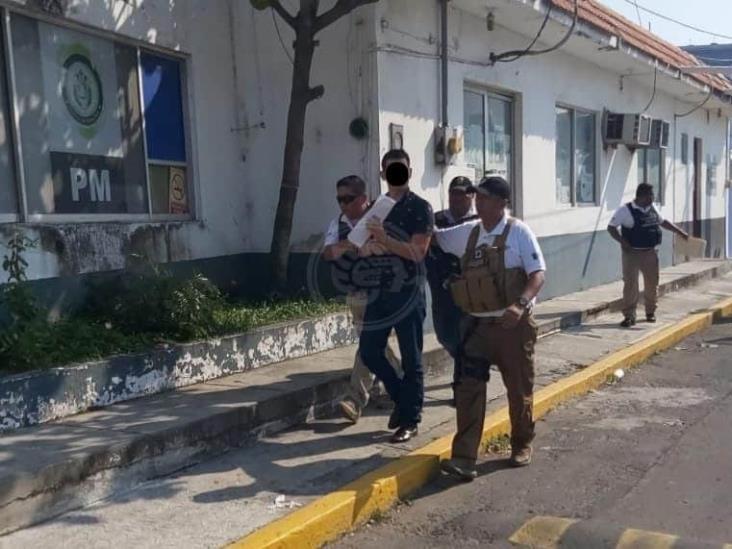 Detienen a presuntos homicidas de elementos de la guardia nacional