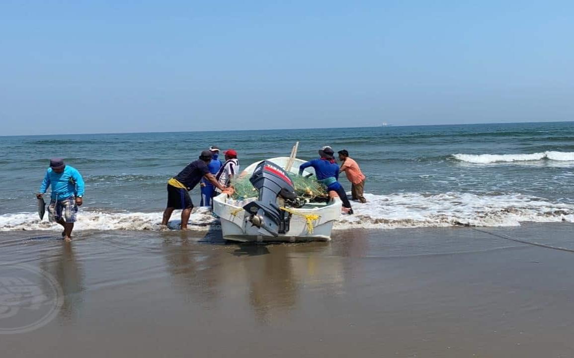 Ante la necesidad, pescadores no podrían guardar cuarentena