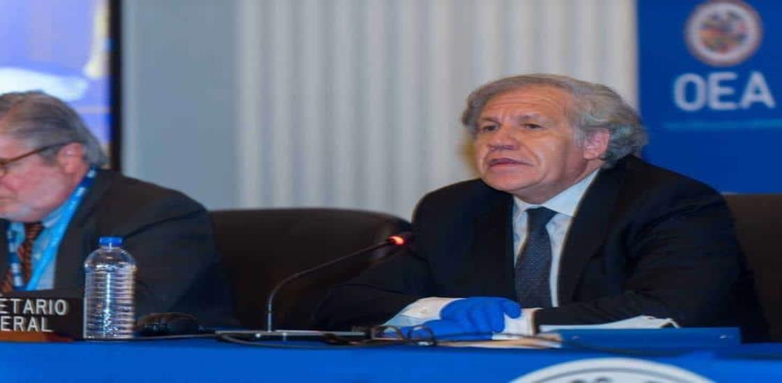 Reeligen a Luis Almagro como secretario general de la OEA