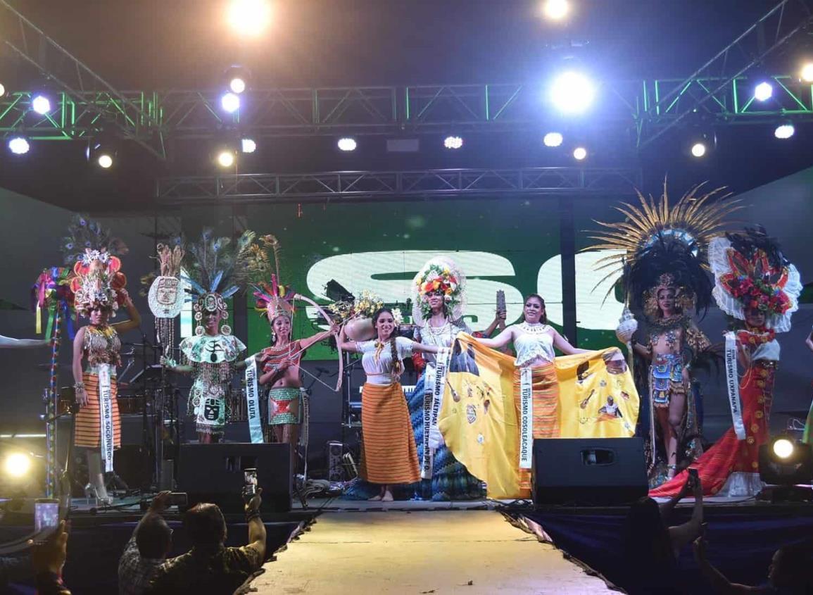 En Soteapan, fase preliminar de Reina Turismo Veracruz