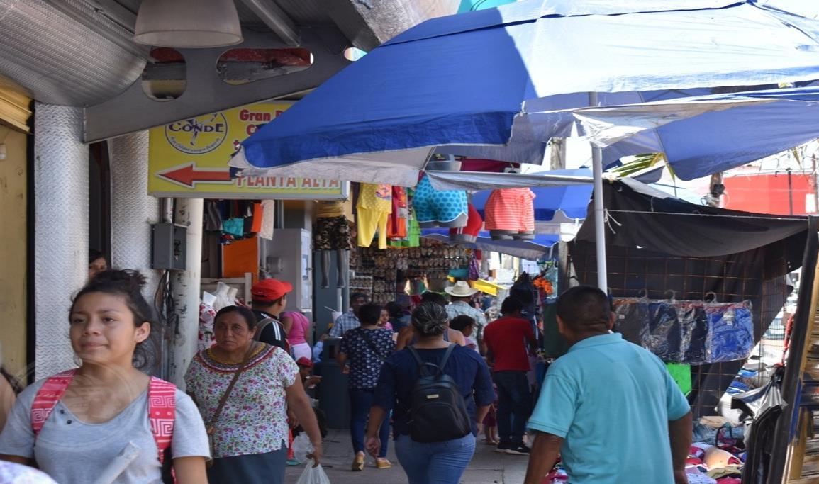 Piden realizar compras moderadas en Acayucan