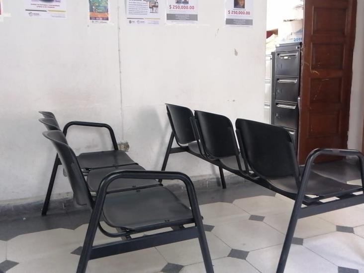 Debido a pandemia, falta personal en fiscalías especializadas de Veracruz