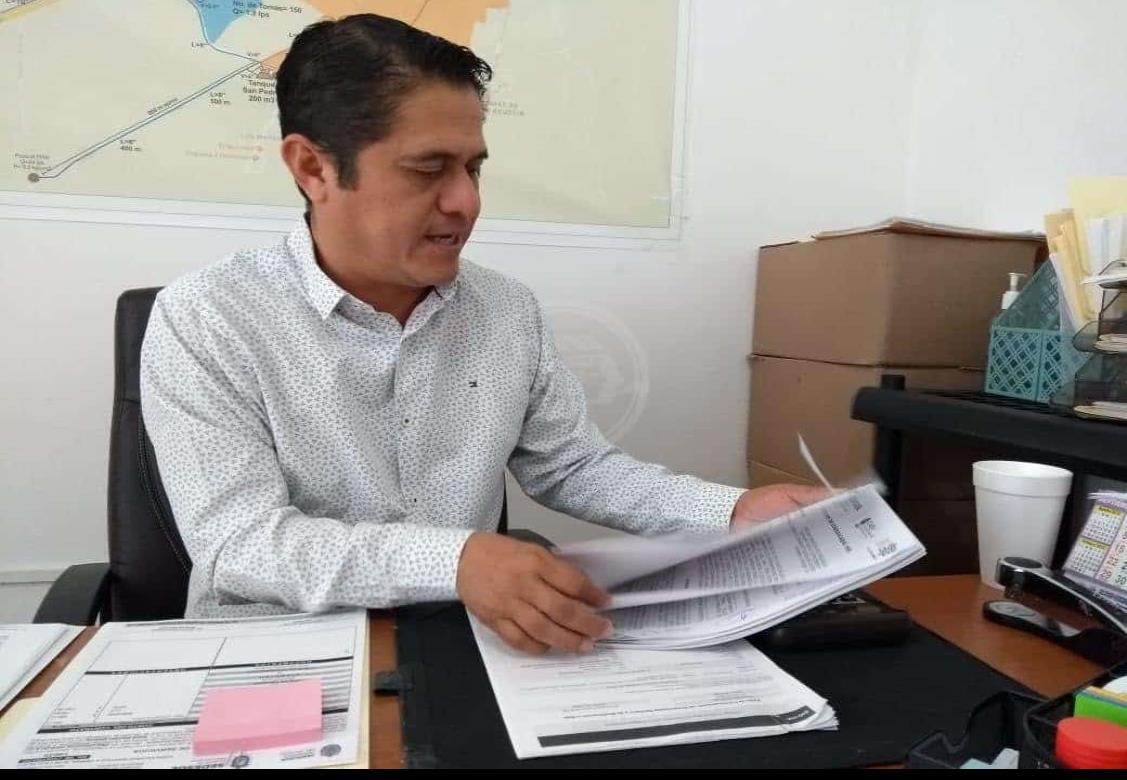 Caev garantiza el abasto de agua a más de 10 mil usuarios de Cosoleacaque