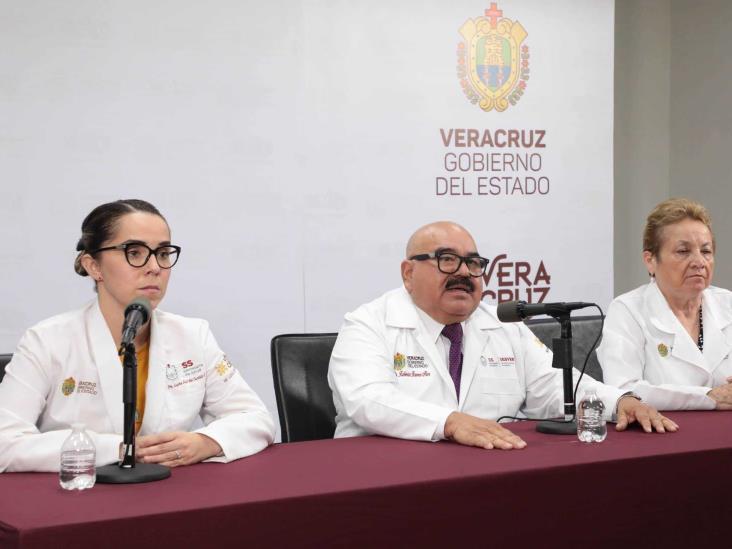 Se mantiene en 7, número de casos de COVID-19 en Veracruz