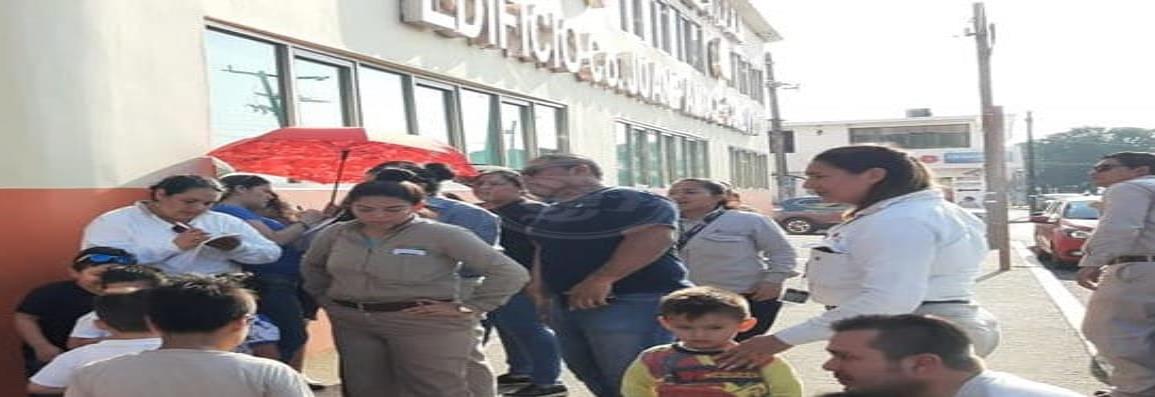 Durante una semana madres petroleras de Nanchital no asistirán a trabajar
