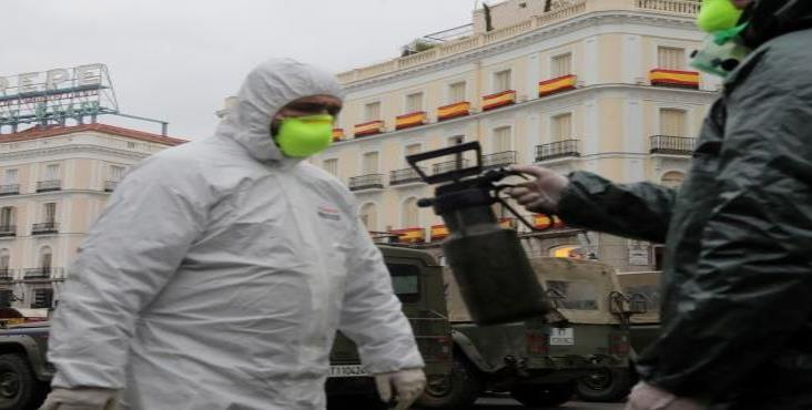 España extenderá estado de alarma por coronavirus