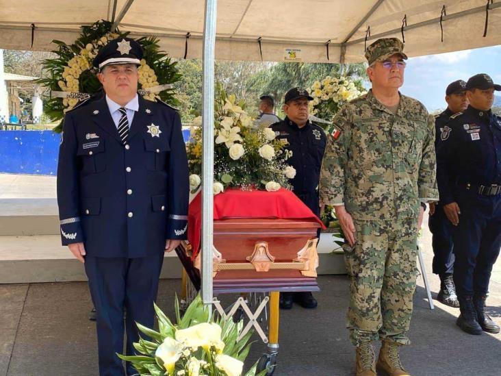 Lealtad y honradez, valores de Javier Gerezano, caído: Hugo Gutierrez