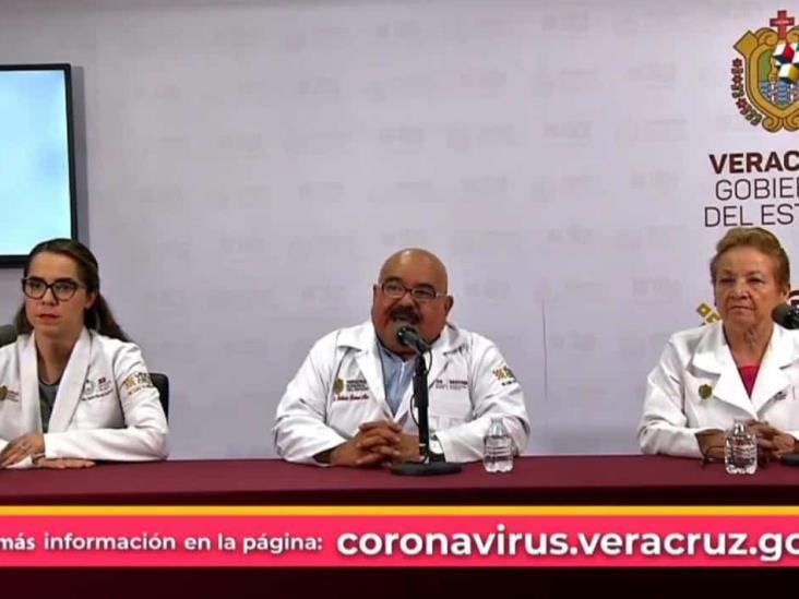 Continúan 7 casos confirmados de COVID-19 en Veracruz