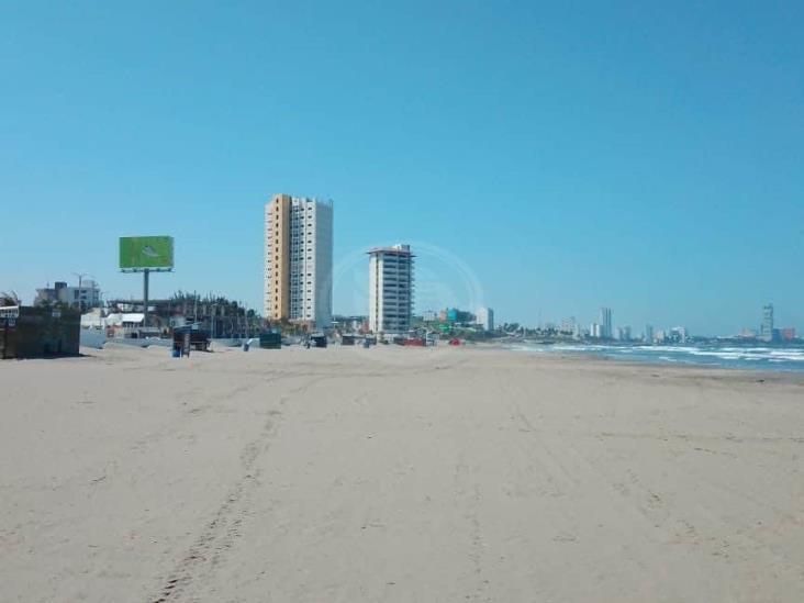 Restringen acceso a playas de Boca del Río por Sana Distancia