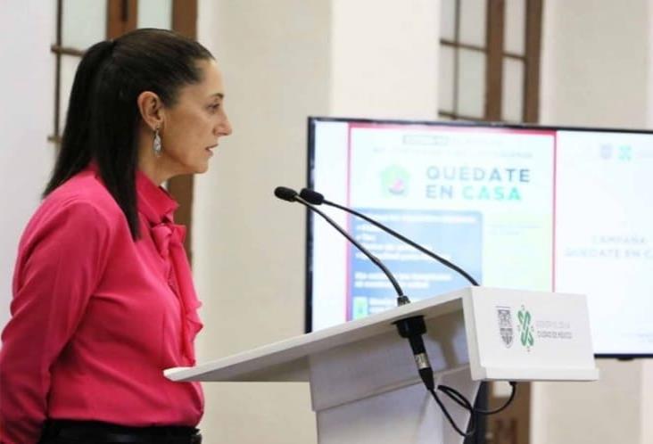 Niega Sheinbaum afrenta del crimen contra el gobierno tras ataque a García Harfuch