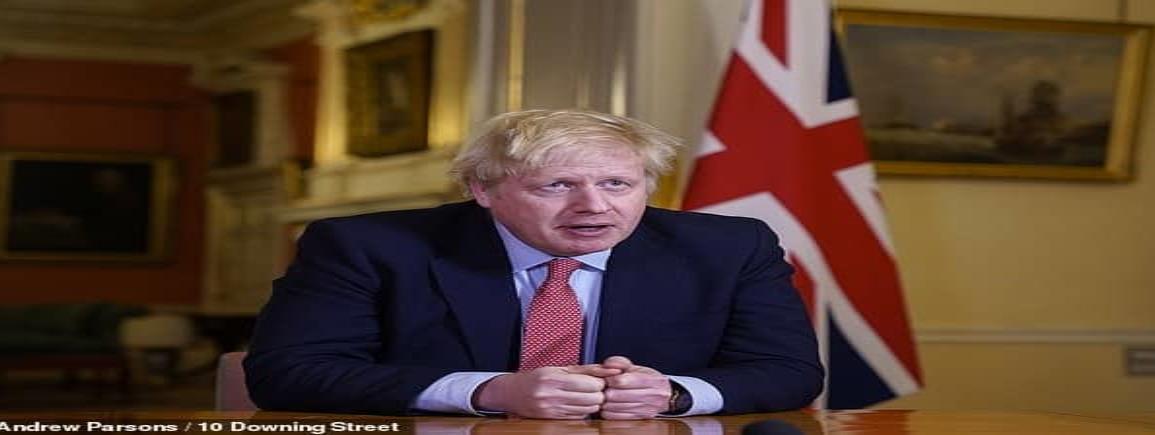 Reino Unido ordena encierro obligatorio de 3 semanas para evitar propagación de coron