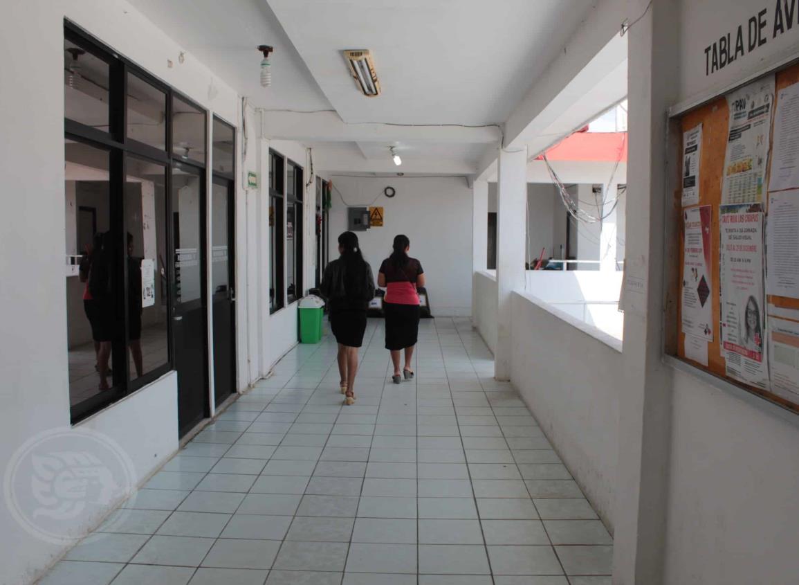 Gobierno de Las Choapas evalúa suspensión de labores en oficinas