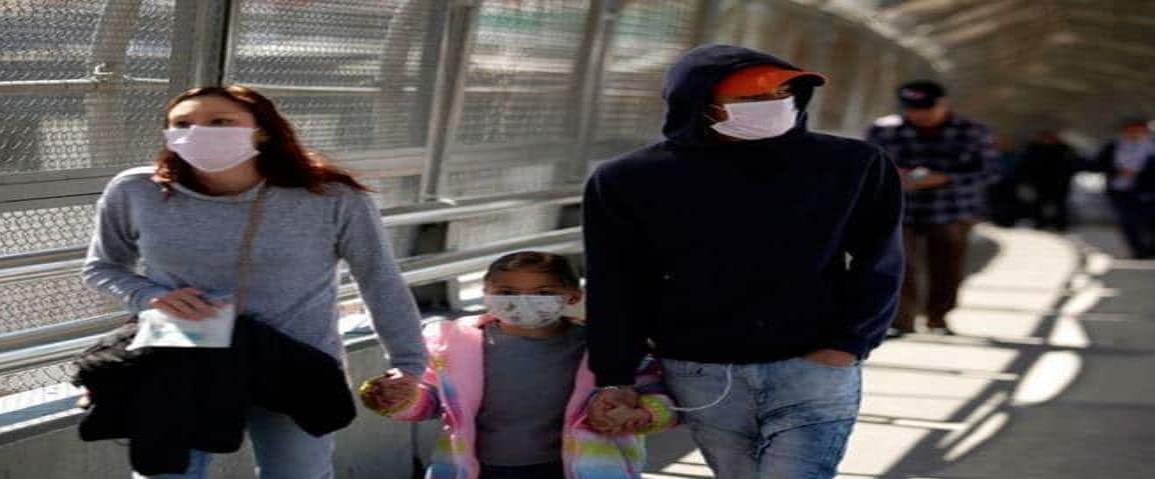 OMS ubica a México en Fase 2 de coronavirus