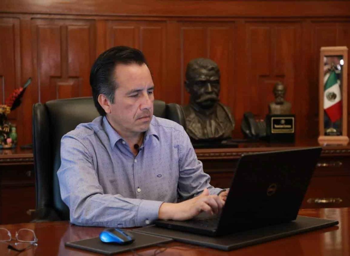 Cuitláhuac pide no generar rumores e informarse a través de medios oficiales