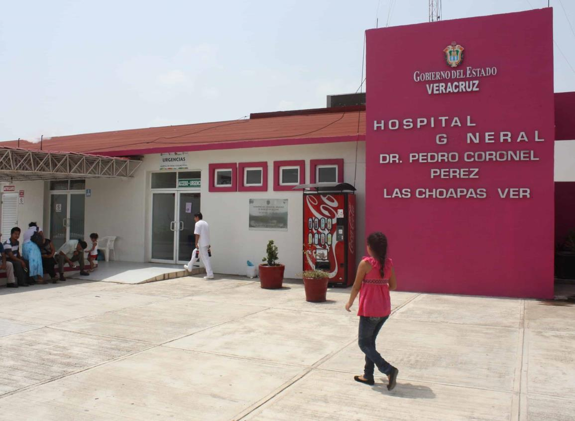 Hospital Pedro Coronel de Las Choapas limita servicios