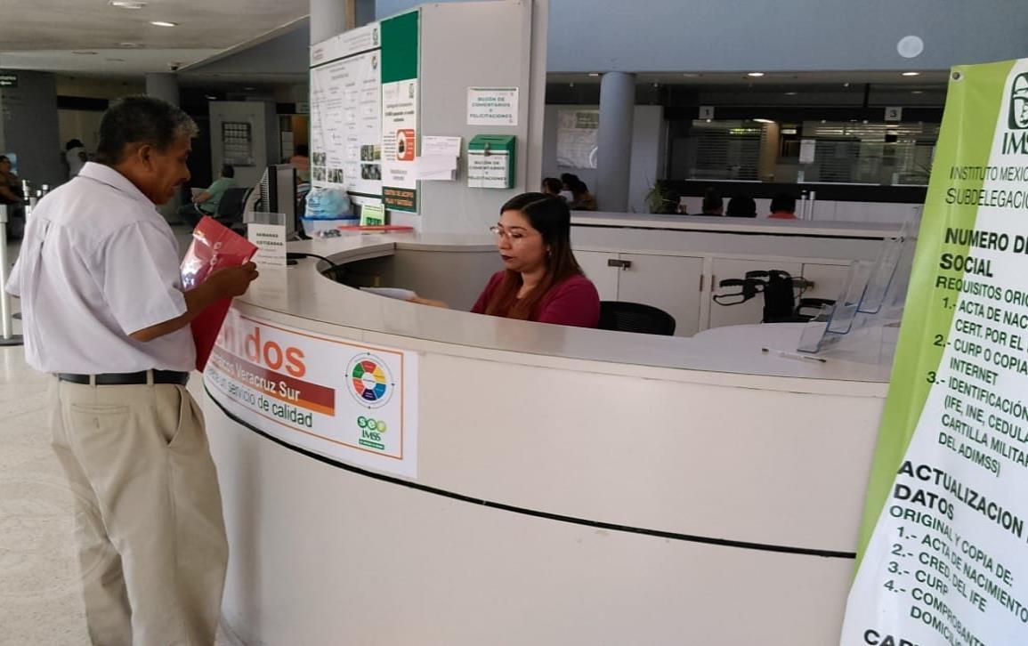 IMSS continuará brindando servicio bajo medidas sanitarias