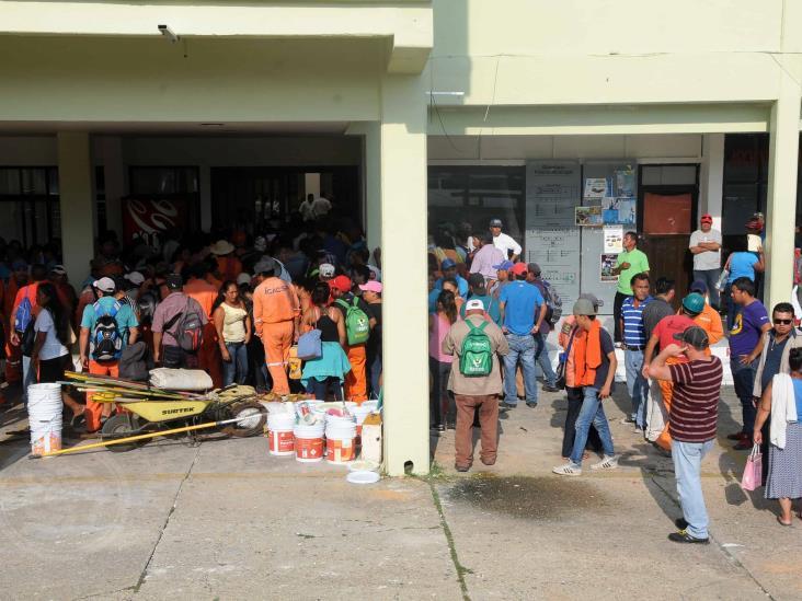Por Covid-19, han fallecido 32 trabajadores del SUEM en Coatzacoalcos