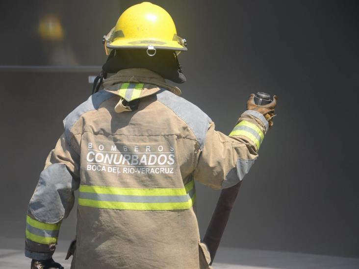 Se incendia centro nocturno en puerto de Veracruz