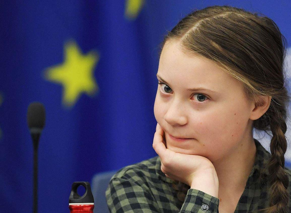 Greta Thunberg, confinada por haber tenido los síntomas de coronavirus