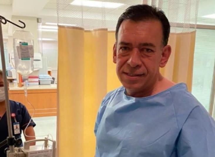 Tras infarto, Humberto Moreira señala que se dañó una parte del corazón