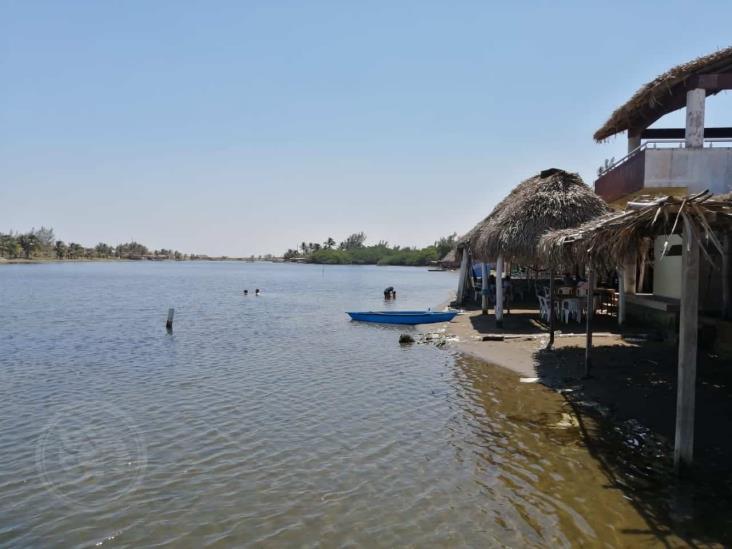 Se desploma el turismo en Las Barrilas; respetan contingencia