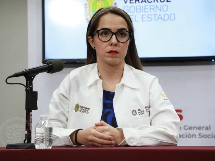 Se mantiene Veracruz con 7 positivos a COVID-19; analizan 42 casos