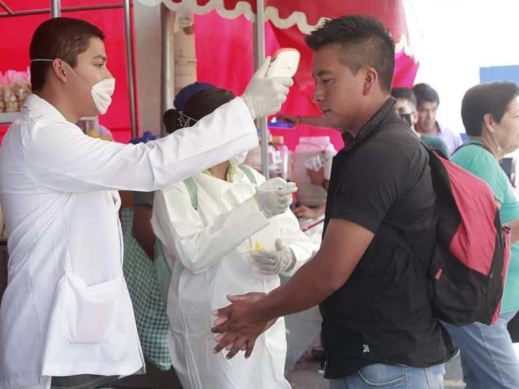 Proceso para las pruebas de COVID-19 en la UNAM