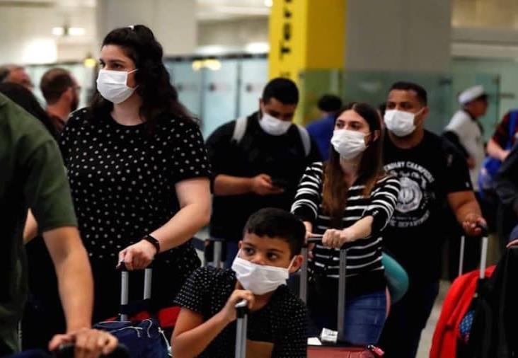 Regresan 6 mil mexicanos ante cierre de fronteras