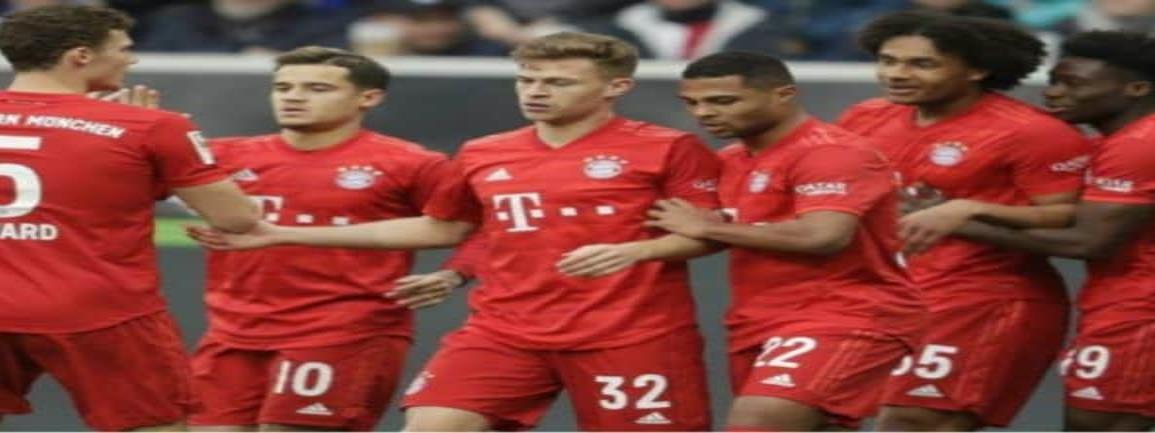 Bayern Munich acepta reducción de salario por coronavirus