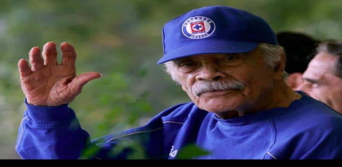 Falleció don Ignacio Trelles, leyenda del futbol mexicano