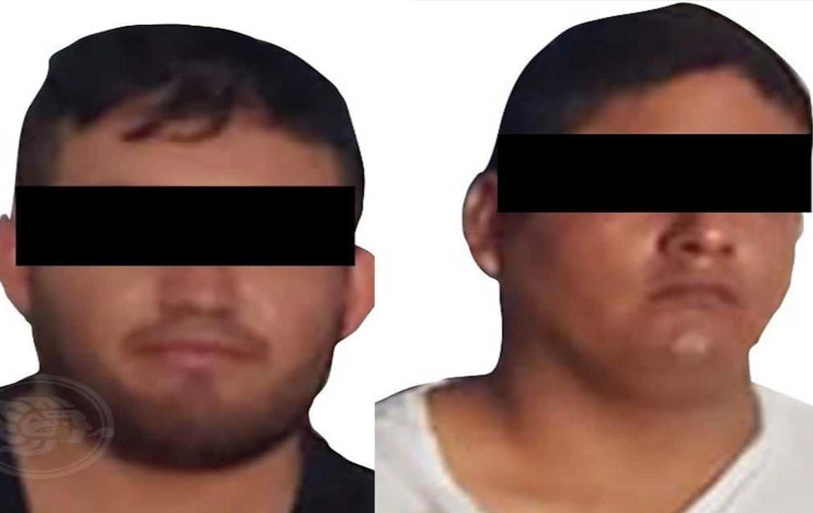 Detienen a hombres armados y rescatan a uno de secuestro virtual en Acayucan