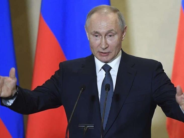 """""""No actúen de forma irresponsable"""": Putin pide a rusos permanecer en sus hogares"""
