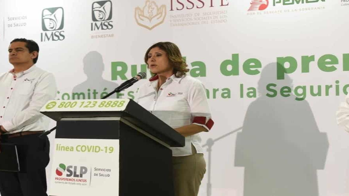 Reportan muerte de paciente con COVID-19 en San Luis Potosí