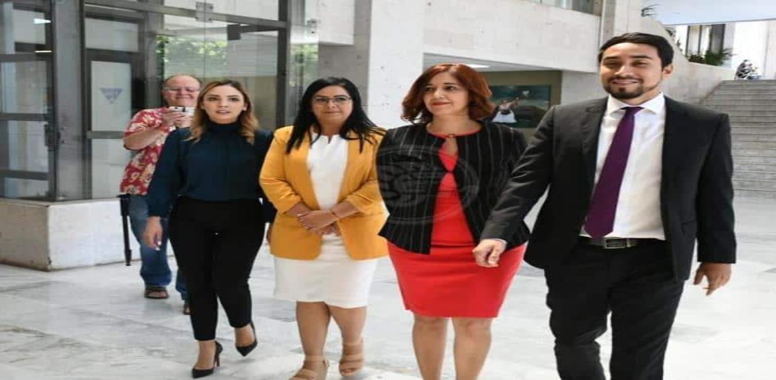 Designan a Naldy Patricia Rodríguez como nueva comisionada del IVAI