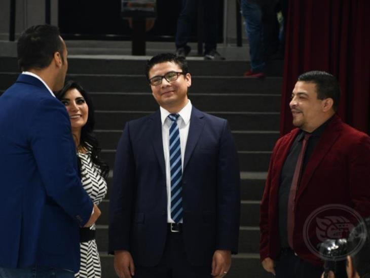 Humberto Hernández, nuevo consejero de la Judicatura en Veracruz