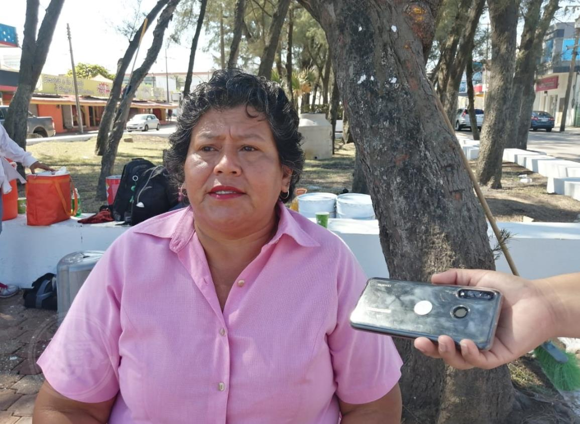 """Rescatan espacios públicos con programa """"Cuidemos de nuestra ciudad"""""""
