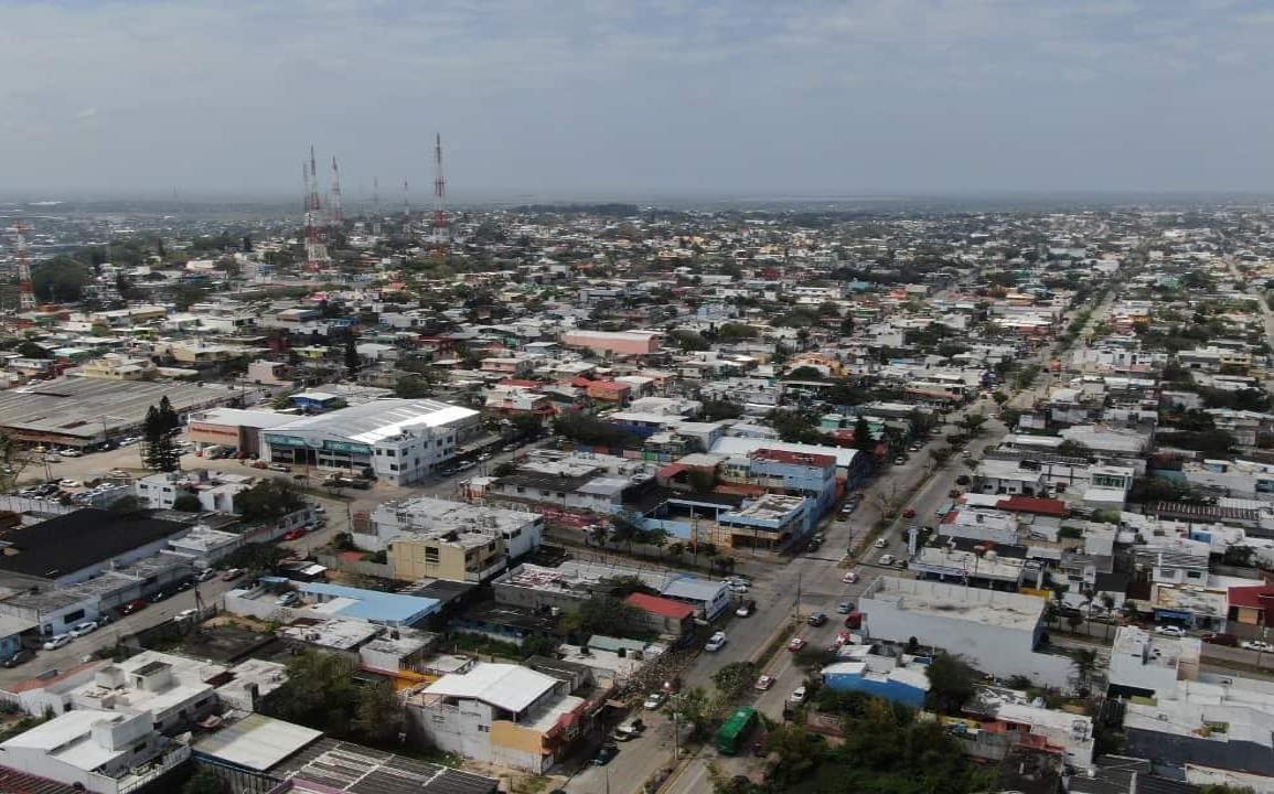 Efectúan en Coatza el programa Cuidemos nuestra ciudad