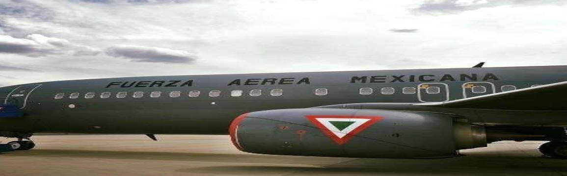 México enviará 2 aviones militares por connacionales varados en ...