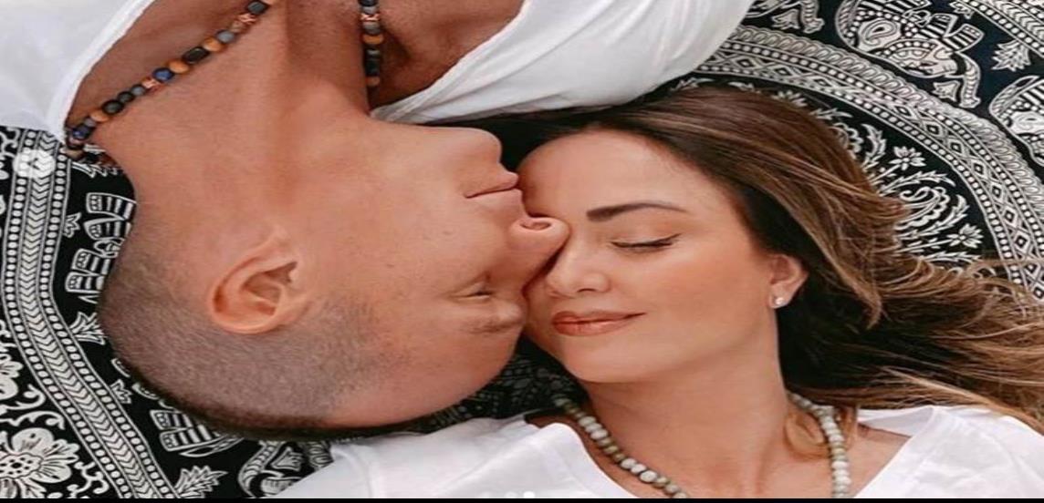 Coronavirus no les impidió celebrar aniversario de boda a Legarreta y Erik Rubin