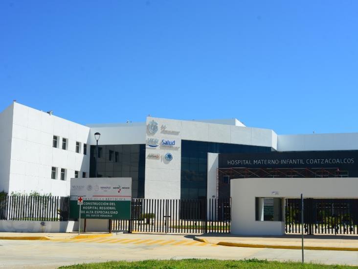 Fase 3: Sedena tomará control del Hospital General de Coatza