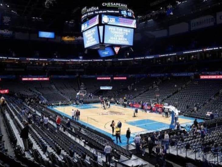 Algunos equipos de NBA podrían volver a entrenamiento